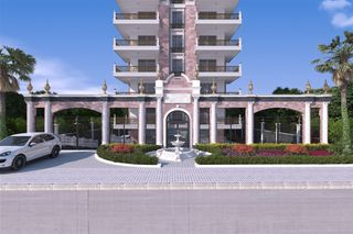 Etagenwohnung Alanya 143 m² ()