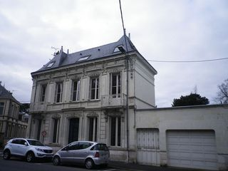 Maison bourgeoise CHATELLERAULT 171 m² (86100)